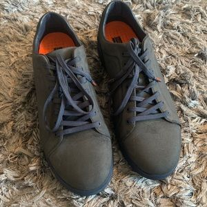 Swims Breeze Sneakers Navy Leather Size 12